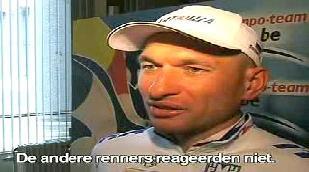 Ivanov eerste leider in Tempo-Team Ronde van Belgie