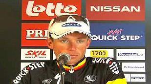 Boonen en Devolder: 'Dik tevreden'