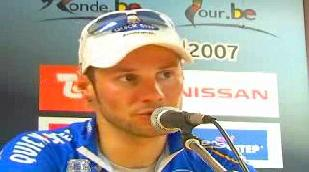 Tom Boonen wint slotrit, Vladimir Gusev eindwinnaar Ronde van België