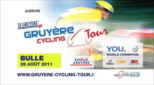 Gruyere Cycling Tour 2011 - Promo