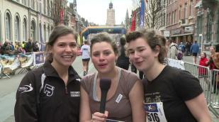 2.700 lopers openen DVV Running Tour in Dendermonde