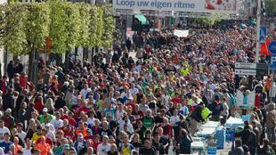 20.825 sportievelingen op Ten Miles