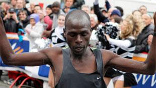Keniaan Kiprop wint Antwerp Marathon