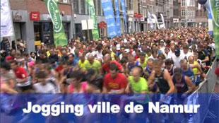Jogging Ville de Namur groot succes
