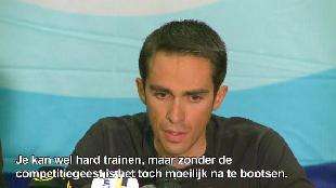 Contador: 'Ideale wedstrijd voor comeback'