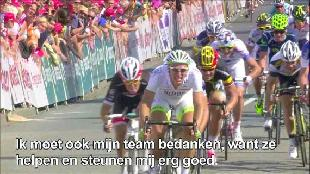 Boonen: 'Met het mes tussen de tanden'