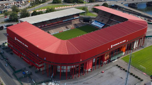 Uitbreiding stadion standard