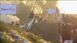 2008: Stybar wint Azencross in Loenhout