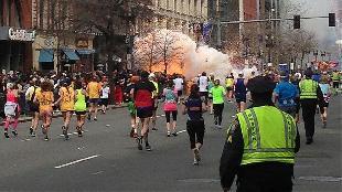 Bloedbad op Boston Marathon