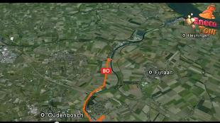 Virtual Track -  Etape 3: OOSTERHOUT - BROUWERSDAM
