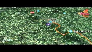 Virtual Track -  Etape 2: ARDOOIE - VORST