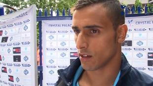 Chadli over zijn debuut in de Premier League