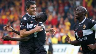 Eerste driepunter voor dominant KV Mechelen