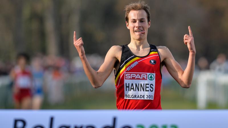 Europese titel voor Pieter-Jan Hannes