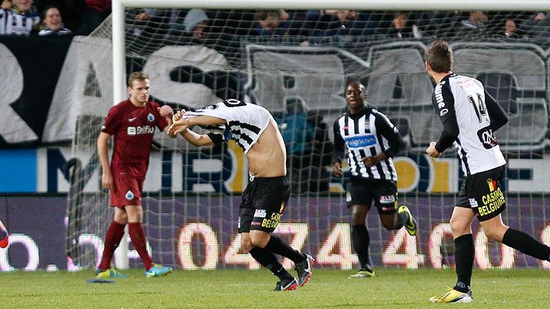 Club Brugge geeft dubbele voorsprong uit handen
