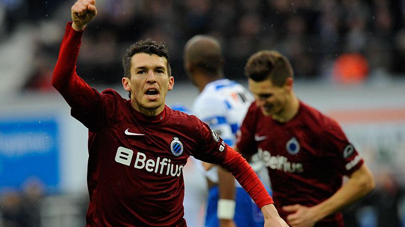 Club Brugge wint de Slag om Vlaanderen