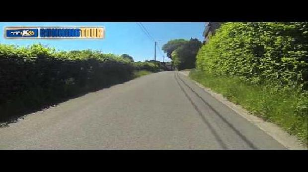 Reconnaissance du Start to Run 5 km parcours