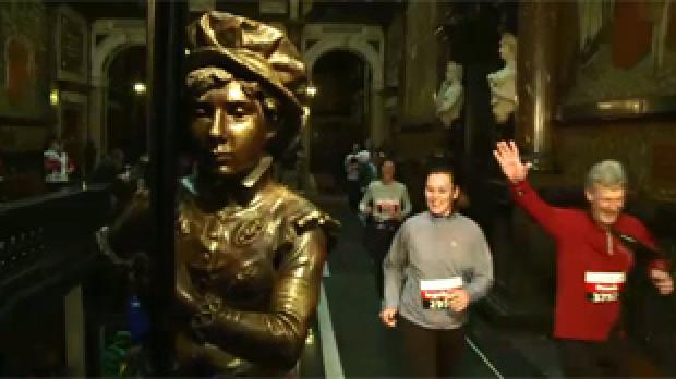 De reportage van de Antwerp Urban Trail 2013