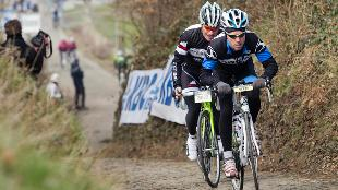 16,000 cycling fans take part in their own Tour of Flanders