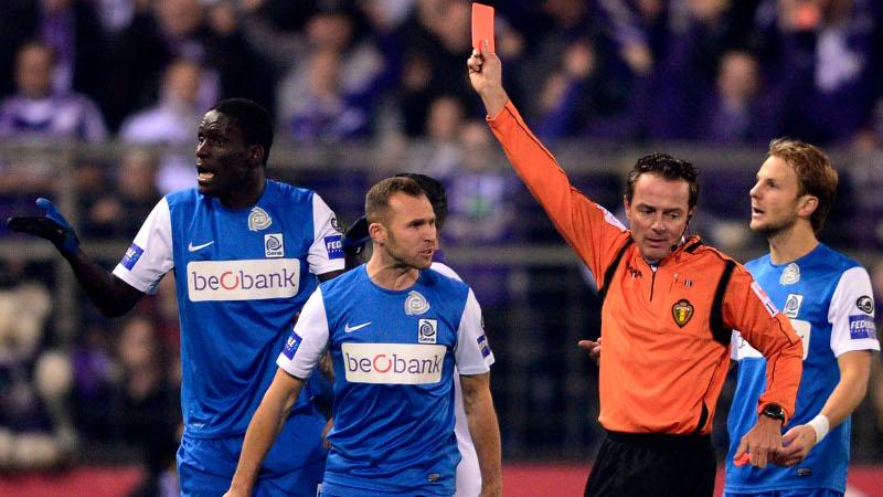 Mbemba kopt Anderlecht voorbij tien Genkenaars