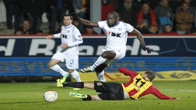 Slap Gent steelt drie punten bij Mechelen