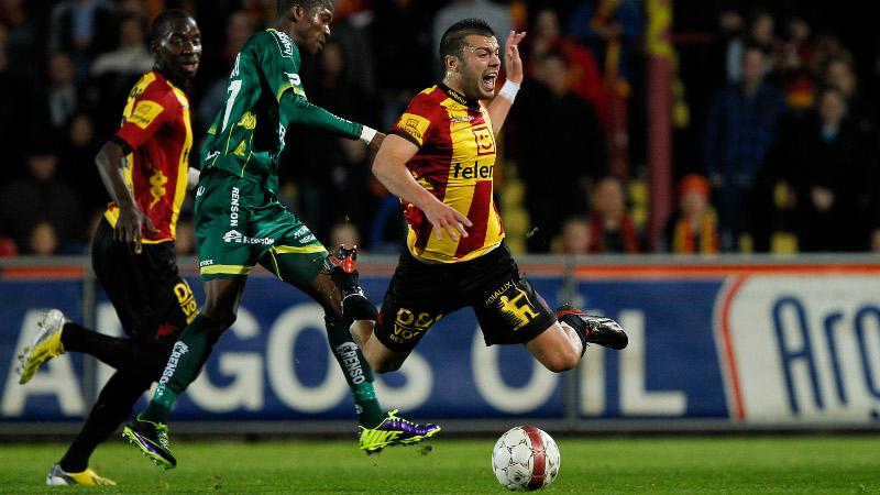 Sterk KV Mechelen snoept Zulte punten af