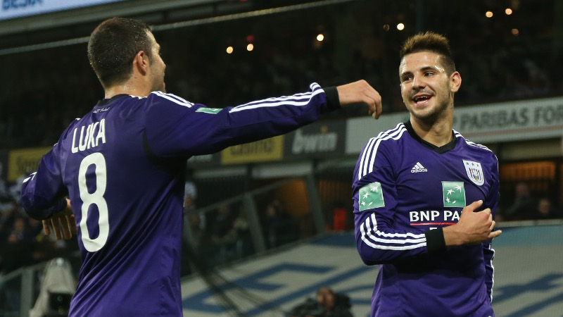 Anderlecht wint opnieuw zonder franje