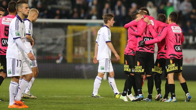 Charleroi verrast Anderlecht