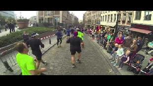 Brussels Marathon lokt massa buitenlandse lopers