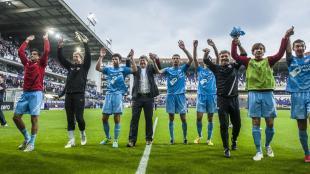 Kortrijk duwt Anderlecht dieper in de put