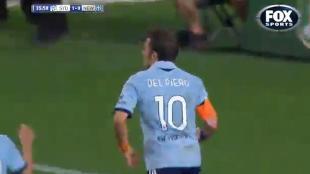 Del Piero kan het nog altijd
