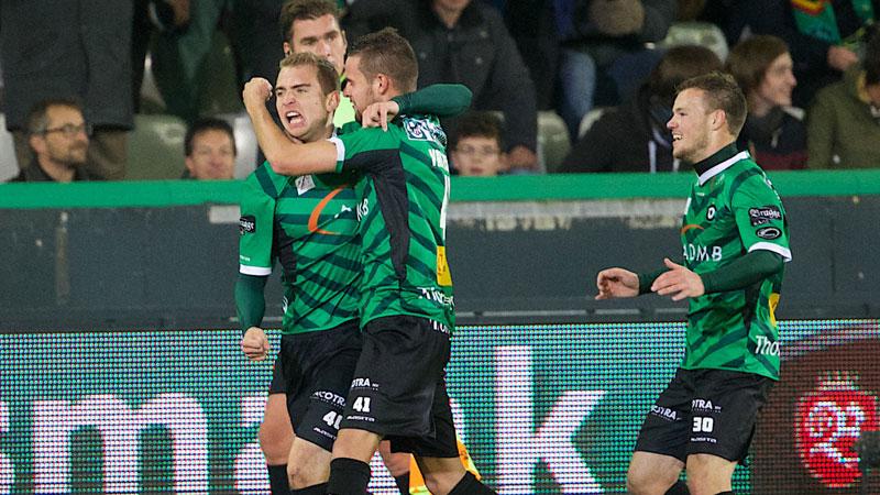 Cercle is dé ploeg van Brugge