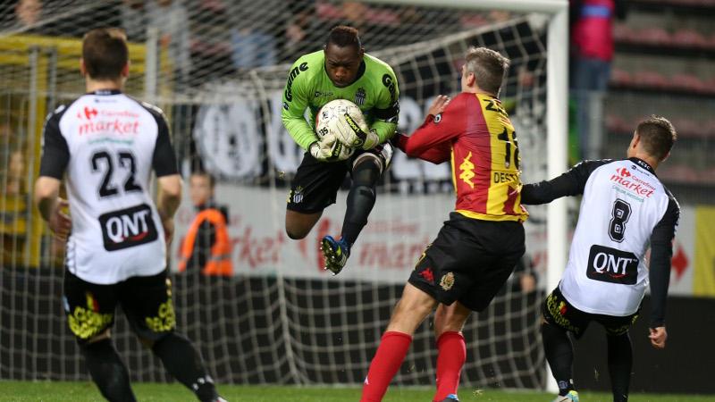 Malinwa pakt in extremis punt op Charleroi