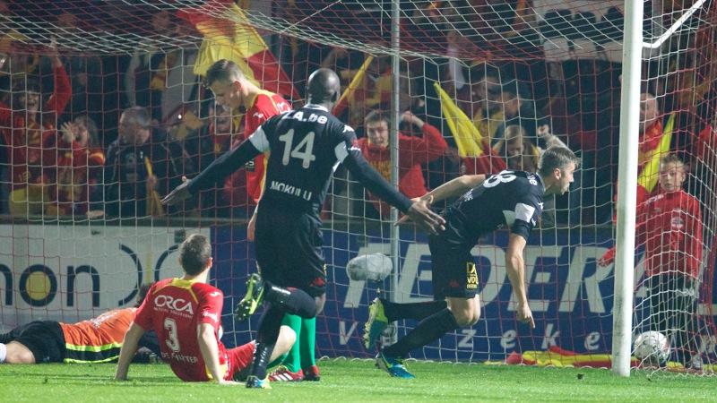 Hattrick Destorme lucht KV Mechelen op