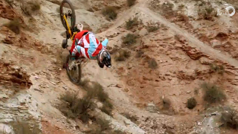 Backflips, adembenemende jumps en crashes