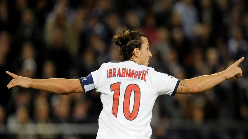 Ibrahimovic vreet Anderlecht helemaal op
