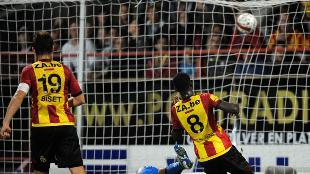 KV Mechelen heeft eerste thuiszege beet