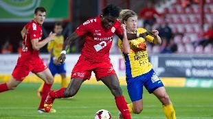 Zuinige zege voor KV Kortrijk