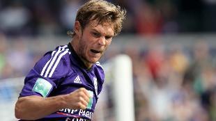 Anderlecht worstelt zich voorbij moedig Lierse
