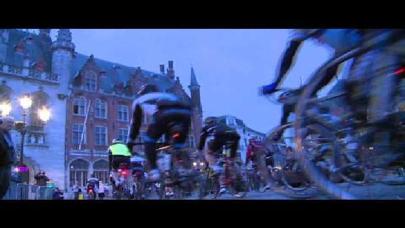 Ronde van Vlaanderen Cyclo op gang geschoten!