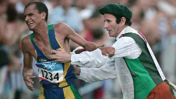 Marathonverstoorder mag niet meelopen in Londen