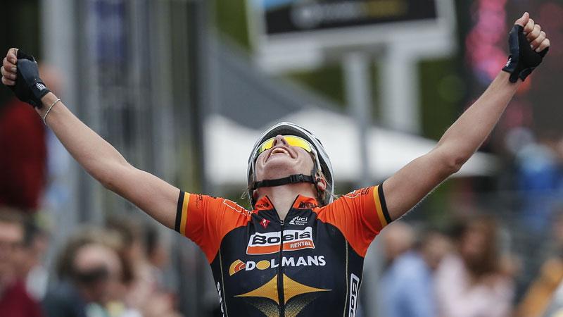 Nieuwe Nederlandse overwinning bij de vrouwen