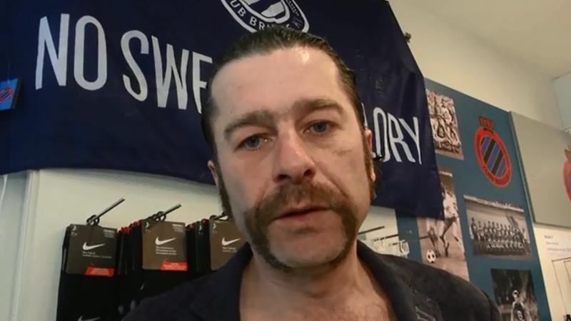 Freddy De Vadder heeft boodschap voor Club-fans