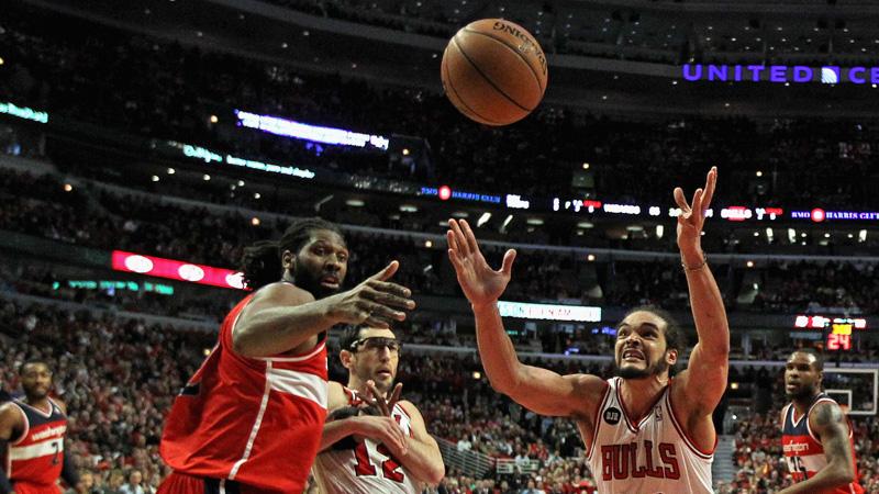 Chicago Bulls op rand van uitschakeling