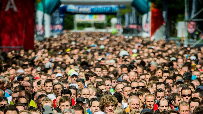 Ruim 41.000 lopers in Antwerpen