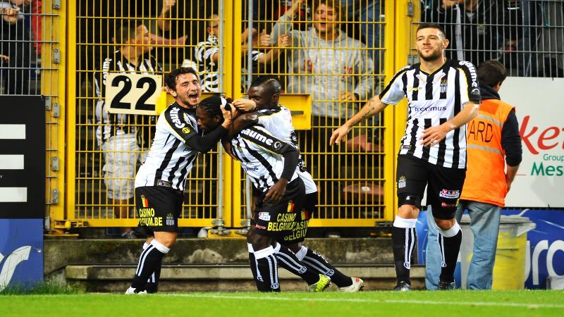 Première victoire à domicile pour Charleroi