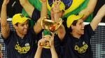 Wereldbekers volleybal gestolen
