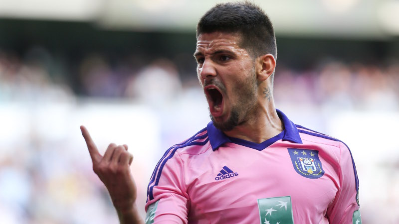 Mitrovic bezorgt zwak Anderlecht perfect rapport