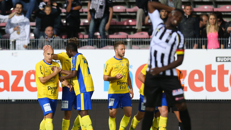 Waasland-Beveren sauve un point au Mambourg