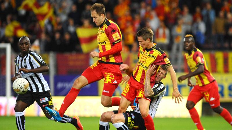 JPL: Sporting Charleroi - KV Mechelen
